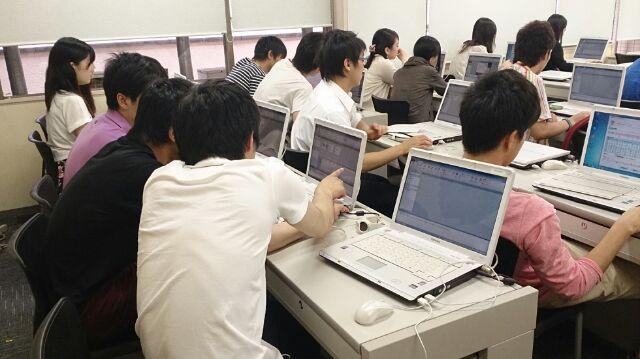 麻生情報ビジネス専門学校画像