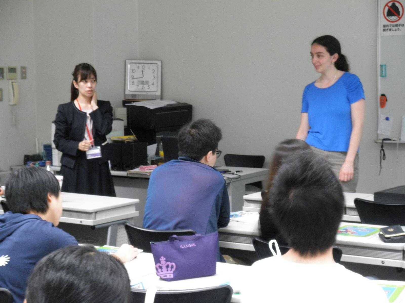 オフィスビジネス科☆授業紹介!(英語の授業♪) | 麻生情報ビジネス