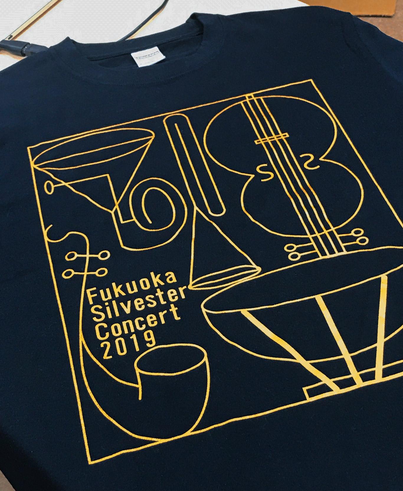 Tシャツ完成版の写真