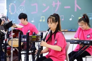 麻生医療福祉専門学校 福岡校 ピュアハート コンサート