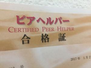 麻生医療福祉専門学校 福岡校 福祉心理学科 ピアヘルパー
