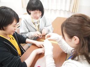 麻生医療福祉専門学校 福岡校 新入生オリエンテーション
