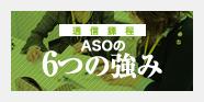 ASOの6つの強み